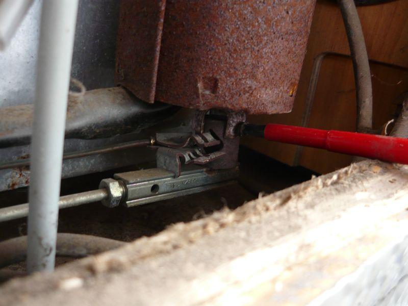 Top Kühlschrank kühlt nicht, Brennerflamme zu klein - Wohnwagen und UT42