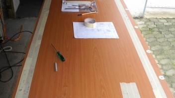 Etagenbett Wohnwagen Einbauen : Einbau eines etagenbetts ein und umbauten unserer mitglieder