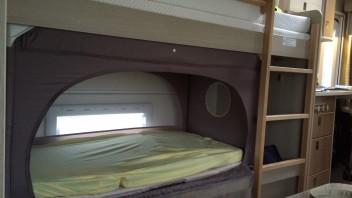 Fendt Wohnwagen Mit Etagenbett : Rausfallschutz im stockbett ein und umbauten unserer mitglieder
